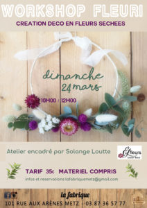 création florale, woippy, metz, fleurs séchées