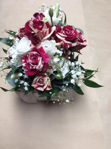 bouquet de fleurs atelier fleuriste woippy effleurs