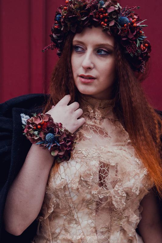 couronne de fleurs mariage metz effleurs