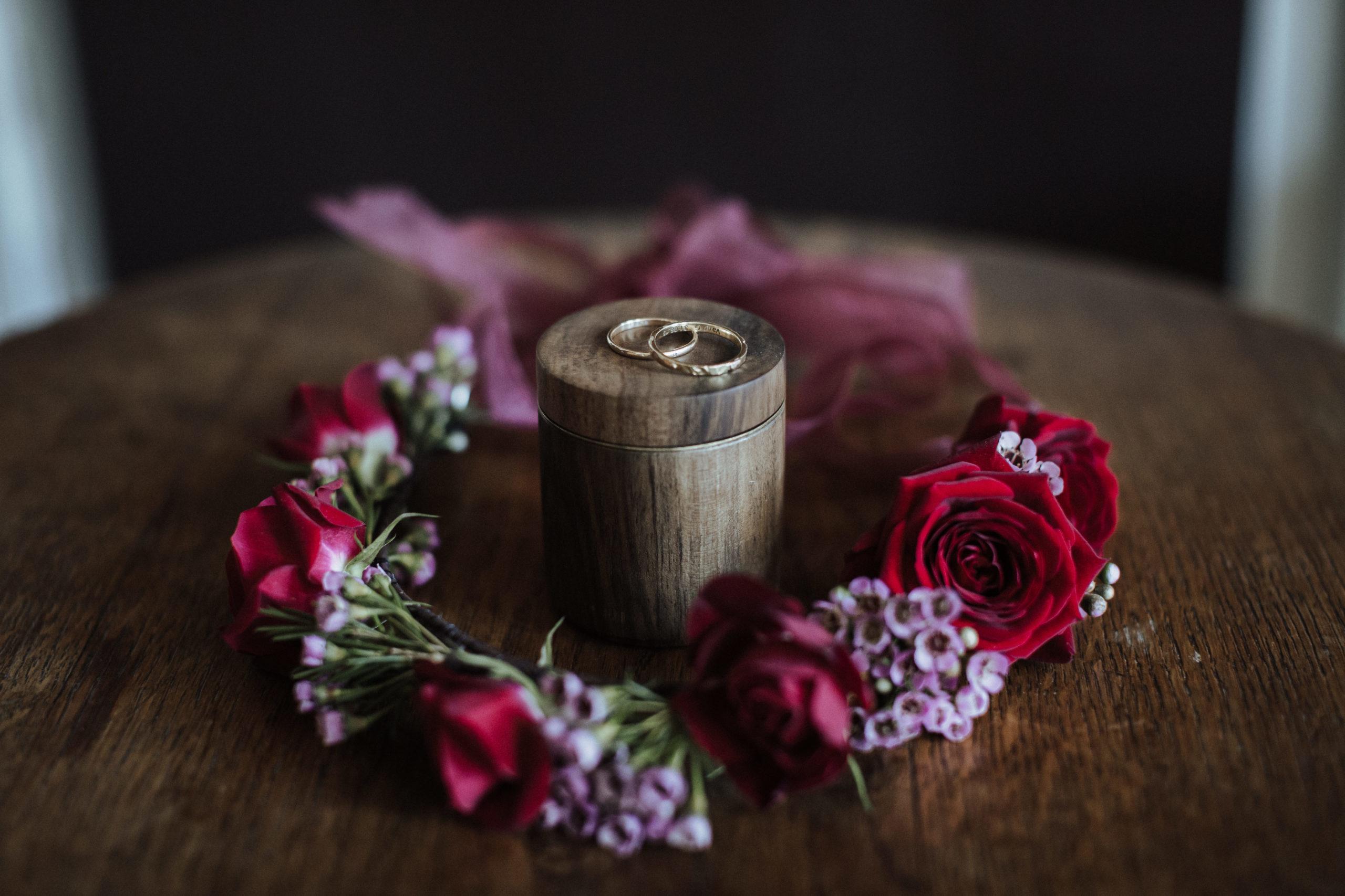 couronne mariage fleurs fleuriste metz effleurs