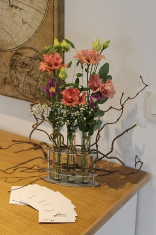 decoration florale hall entree fleuriste metz effleurs