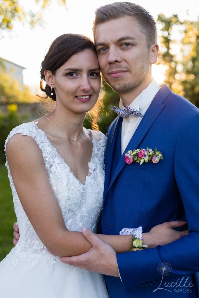 decorations florales bracelet boutonniere mariage effleurs