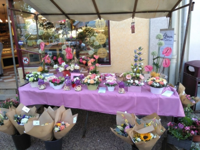 fleuriste vente éphémère fleuriste woippy effleurs