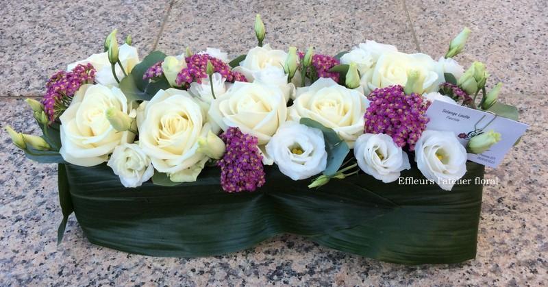 gerbe de fleurs fleuriste metz effleurs