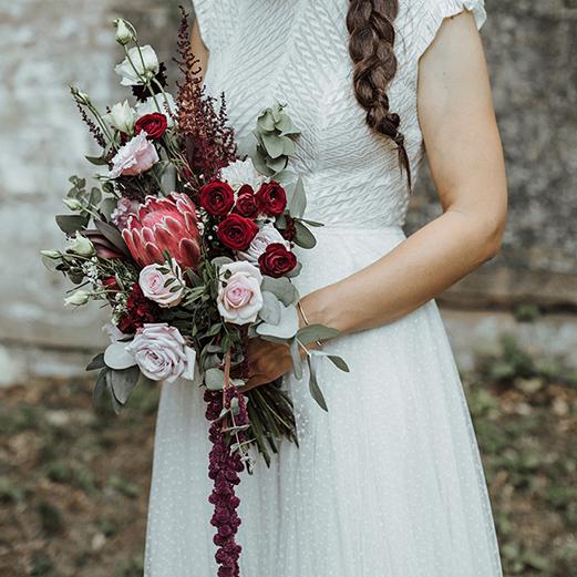 Bouquet bohème - Effleurs