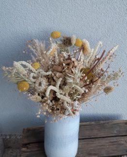 Bouquet Amélie fleurs séchées - Effleurs