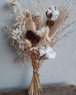 Bouquet Louise fleurs séchées - Effleurs