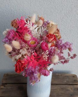 Bouquet Camille fleurs séchées - Effleurs