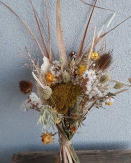 Bouquet Jeanne fleurs séchées - Effleurs