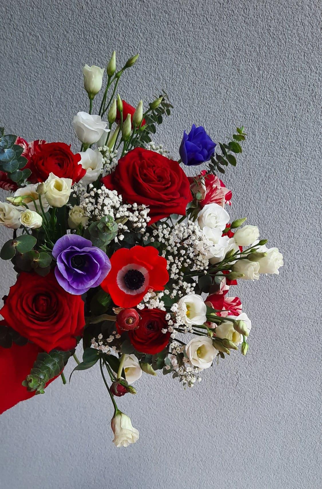 bouquet de fleurs saint valentin fleuriste metz effleurs